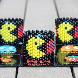 Jewelry - Pacman Kandi Cuff